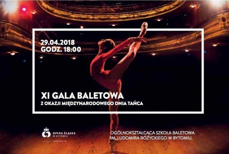 Gala Baletowa w Operze Śląskiej w Bytomiu